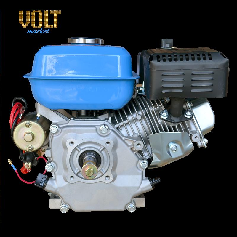 Бензиновый двигатель ETALON GE188FE (13л.с.) с лектростартером от Вольт Маркет