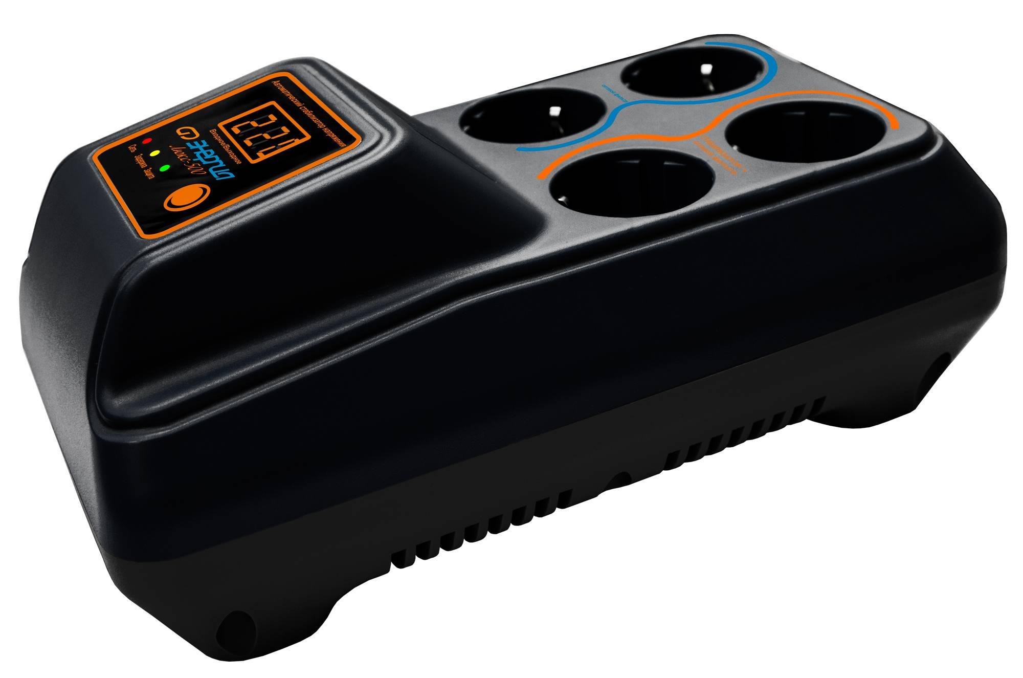 Однофазный стабилизатор напряжения Энергия Люкс 1000 от Вольт Маркет