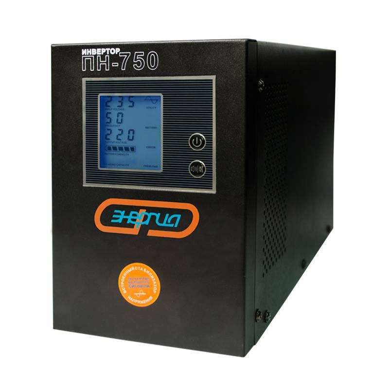 Инвертор (преобразователь напряжения) Энергия ПН-750 - Инверторы