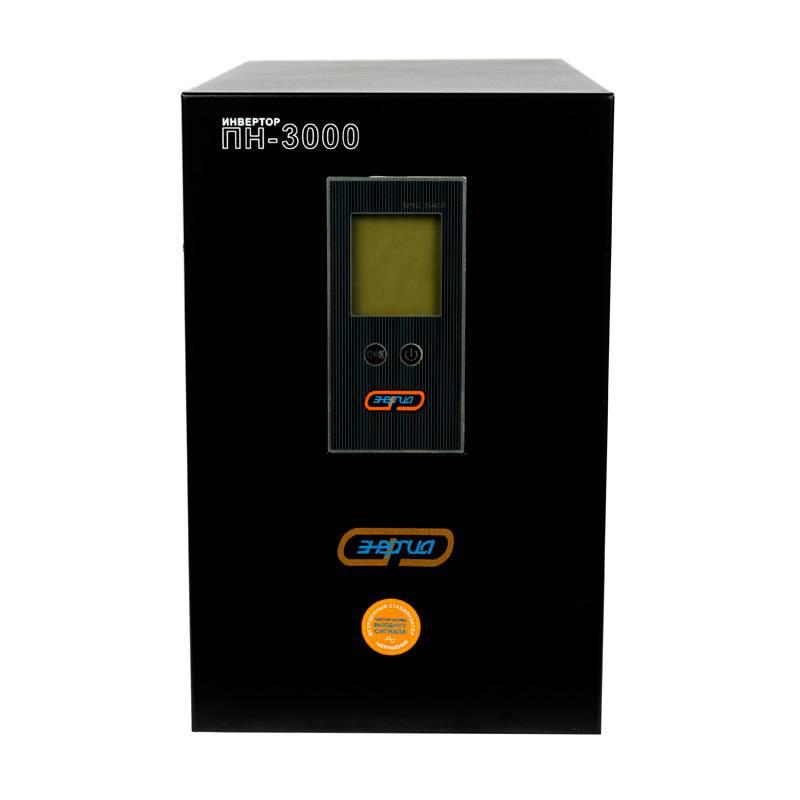 Инвертор (преобразователь напряжения) Энергия ПН-3000 от Вольт Маркет