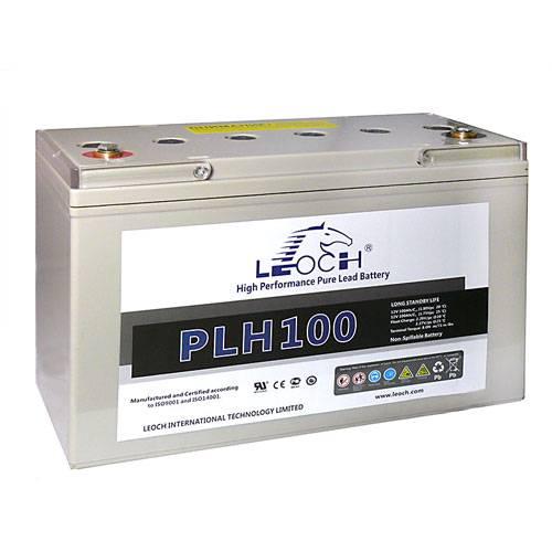 Аккумулятор LEOCH PLH100Инверторы<br><br><br>Гарантия: 12 месяцев<br>Габаритные размеры (мм): 341x175x213<br>Вес (кг): 30<br>brutto-demissions: 175х330х215<br>brutto-weight: 29500