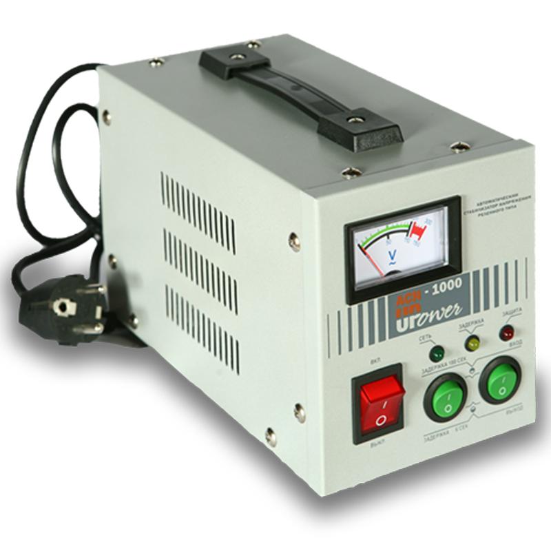 Однофазный стабилизатор напряжения UPOWER АСН-1000