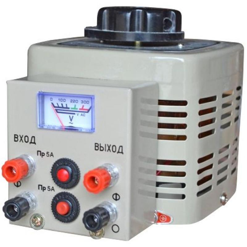 Регулируемый однофазный автотрансформатор (ЛАТР) ЭНЕРГИЯ TDGC2-0,5k (0,5 кВА) - Трансформаторы