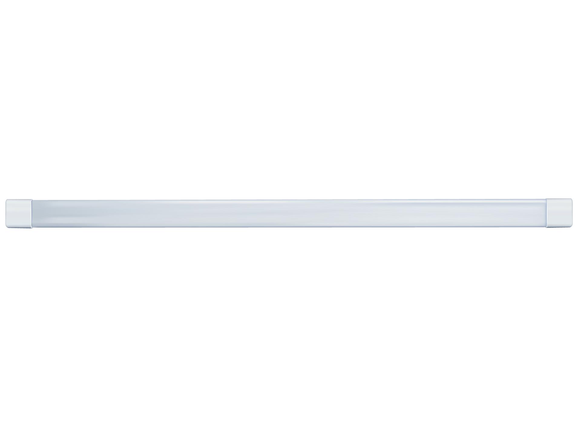 Светильник светодиодный LightPhenomenON LT-PSL-02-IP20-36W-4000КСветильники<br>Cветодиодный cветильник серии LT-PSL-02-IP20 предназначен для внутреннего освещения административно-общественных помещений. Может использоваться в офисных зданиях, торговых комплексах, в основных и вспомогательных местах общего пользования: в коридорах, на лестничных пролётах, в столовых, конференц-залах, ресторанах и т.д.<br><br>Cтрана производства: Россия<br>Гарантия: 24 месяца<br>Исполнение: Накладное<br>Источник света, светодиод: SMD 2835<br>Мощность (Вт): 36<br>Цветовая температура (К): 4000<br>Световой поток (Лм): 3100<br>Количество светодиодов: 76<br>Индекс цветопередачи (Ra): &amp;gt;70<br>Угол освещения (град): &amp;gt;120<br>Ресурс работы (ч): 30000<br>Коэффициент мощности (PF): &amp;gt;0,8<br>Коэффициент пульсации (%): &amp;lt;1<br>Класс защиты от влаги и пыли: IP20<br>Класс защиты от поражения током: I<br>Климатическое исполнение: УХЛ4<br>Диапазон рабочих температур (°С): +5…+45<br>Материал корпуса: Поликарбонат антивандальный<br>Цвет корпуса: Белый<br>Материал плафона: Поликарбонат антивандальный<br>Класс энергоэфективности: A<br>Входное напряжение (В): 180-240<br>Габаритные размеры (мм): 1200х60х26<br>Вес (кг): 0,3<br>brutto-demissions: 60х1200х26<br>brutto-weight: 300