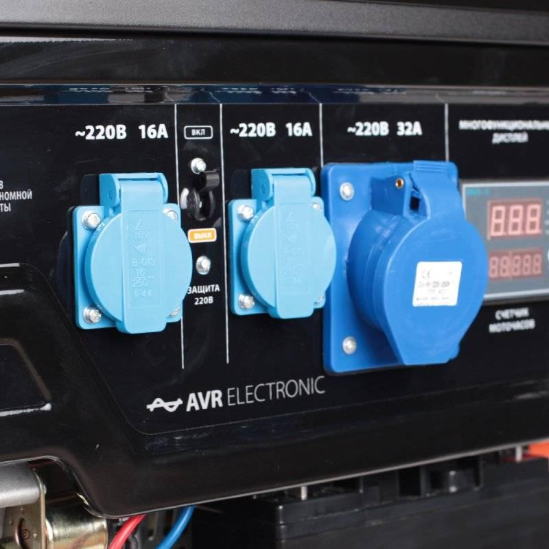 Генератор бензиновый PATRIOT GP 6510LE от Вольт Маркет