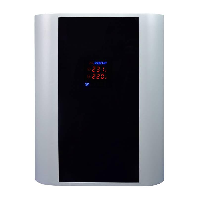 Однофазный стабилизатор напряжения Энергия Hybrid 8000 (U) - Стабилизаторы напряжения