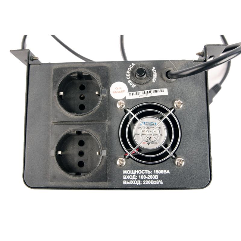 Однофазный стабилизатор напряжения VOLTRON РСН 1500 (настенный) от Вольт Маркет