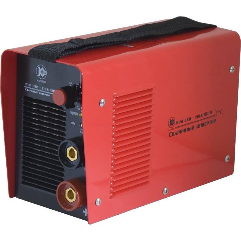 Сварочный аппарат Калибр MINI СВИ  210АП(ПН) (инверторный) - Строительное оборудование