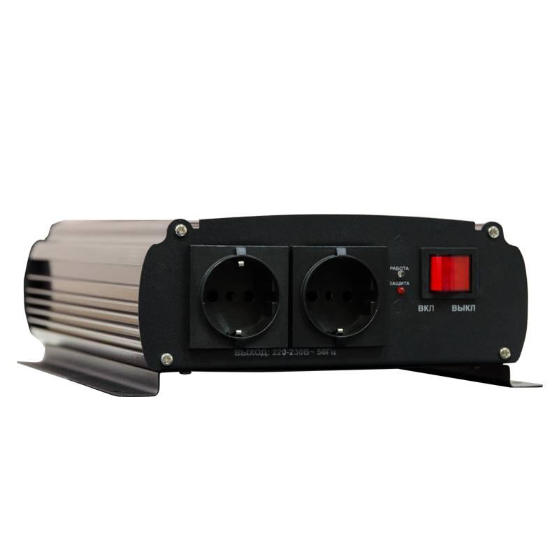 Автомобильный инвертор Энергия AutoLine 1200 от Вольт Маркет