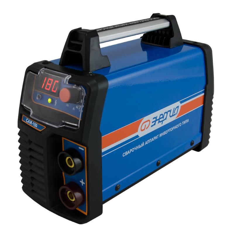 Сварочный аппарат Энергия САИ-180 (инверторный) - Строительное оборудование