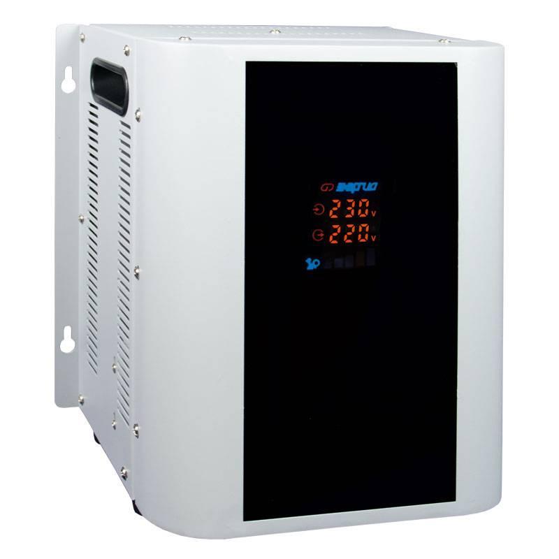Однофазный стабилизатор напряжения Энергия Hybrid 2000 (U) - Стабилизаторы напряжения
