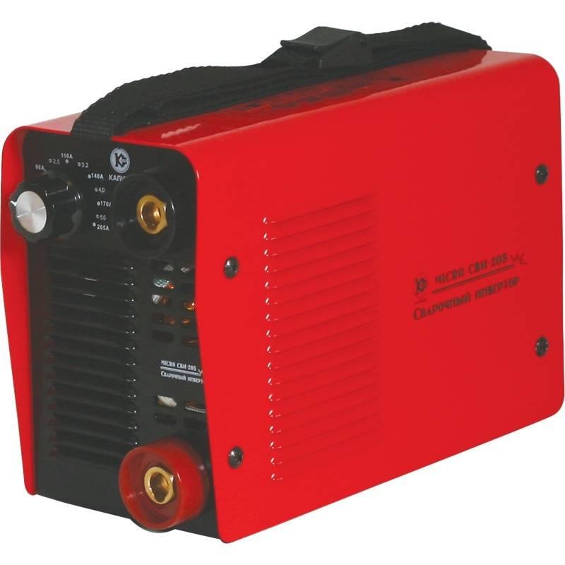 Сварочный аппарат Калибр MICRO СВИ-205 (инверторный) - Строительное оборудование