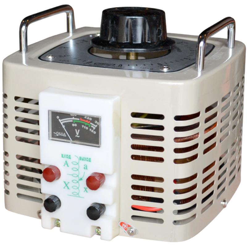 Регулируемый однофазный автотрансформатор (ЛАТР) ЭНЕРГИЯ TDGC2-3k (3 кВА) - Трансформаторы