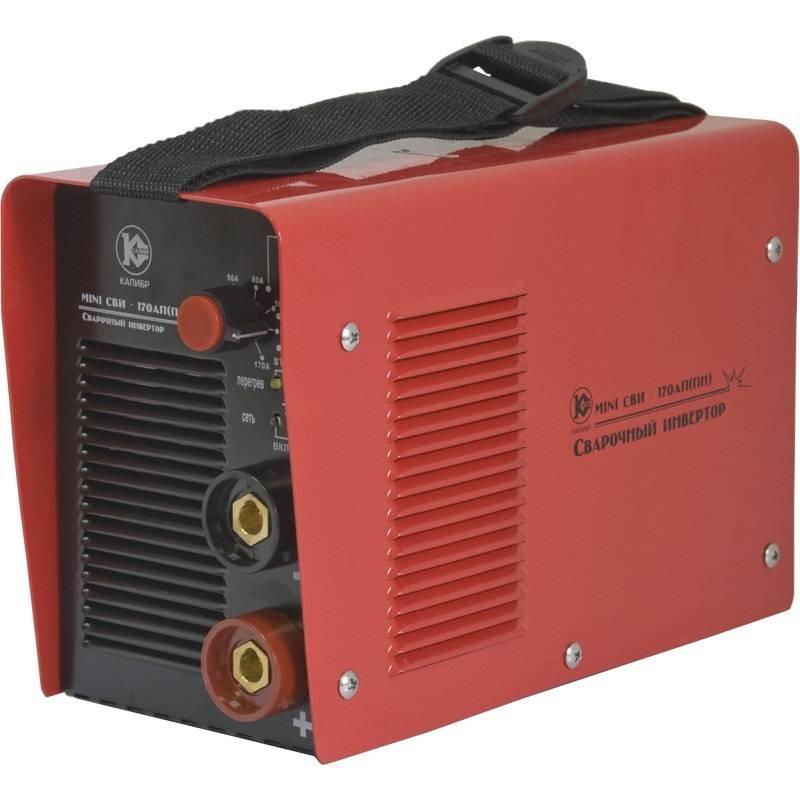 Сварочный аппарат Калибр MINI СВИ  170АП(ПН) (инверторный) - Строительное оборудование