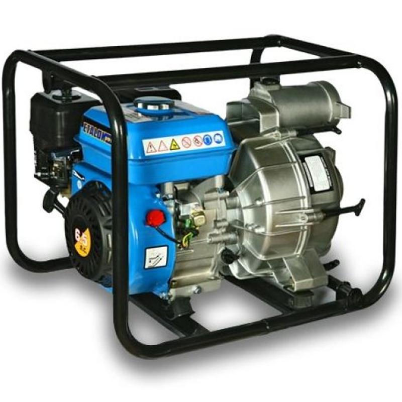 Мотопомпа для сильнозагрязненной воды Etalon GPL 50C