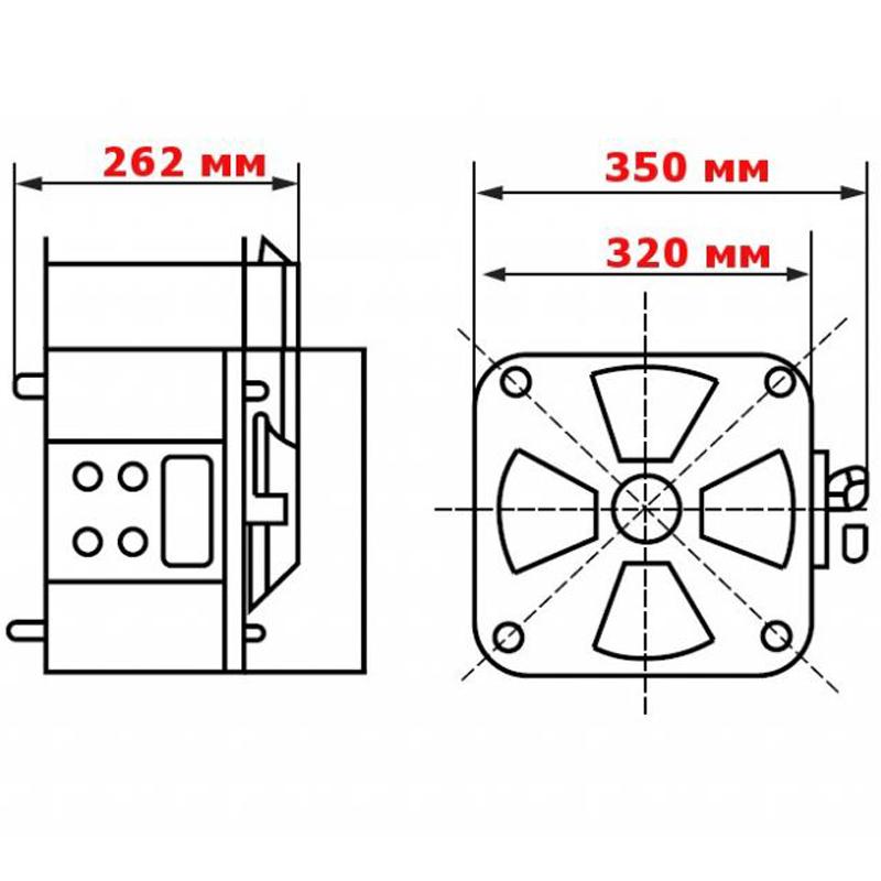 Регулируемый однофазный автотрансформатор (ЛАТР) ЭНЕРГИЯ TDGC2-10k (10 кВА) от Вольт Маркет