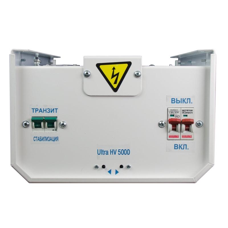Однофазный стабилизатор напряжения Энергия Ultra 5000 (HV) от Вольт Маркет