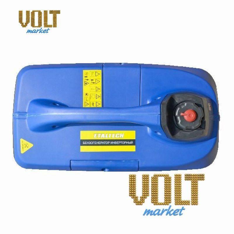 Генератор инверторный бензиновый ET-2000EI Etalon/Etaltech от Вольт Маркет
