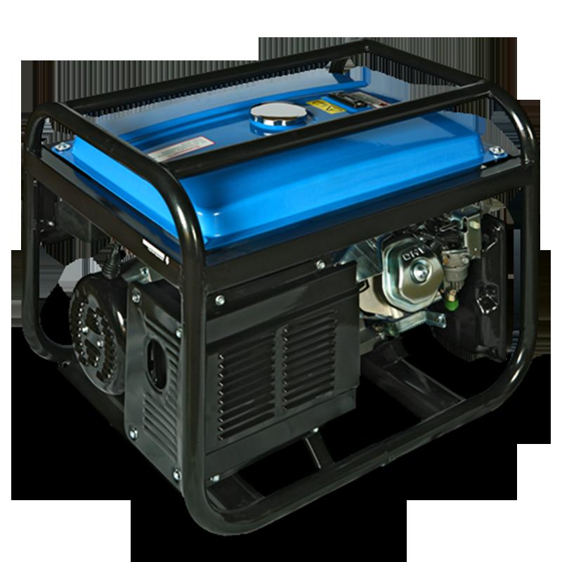 Бензогенератор ETALON EPG 8000 на 6 кВт от Вольт Маркет