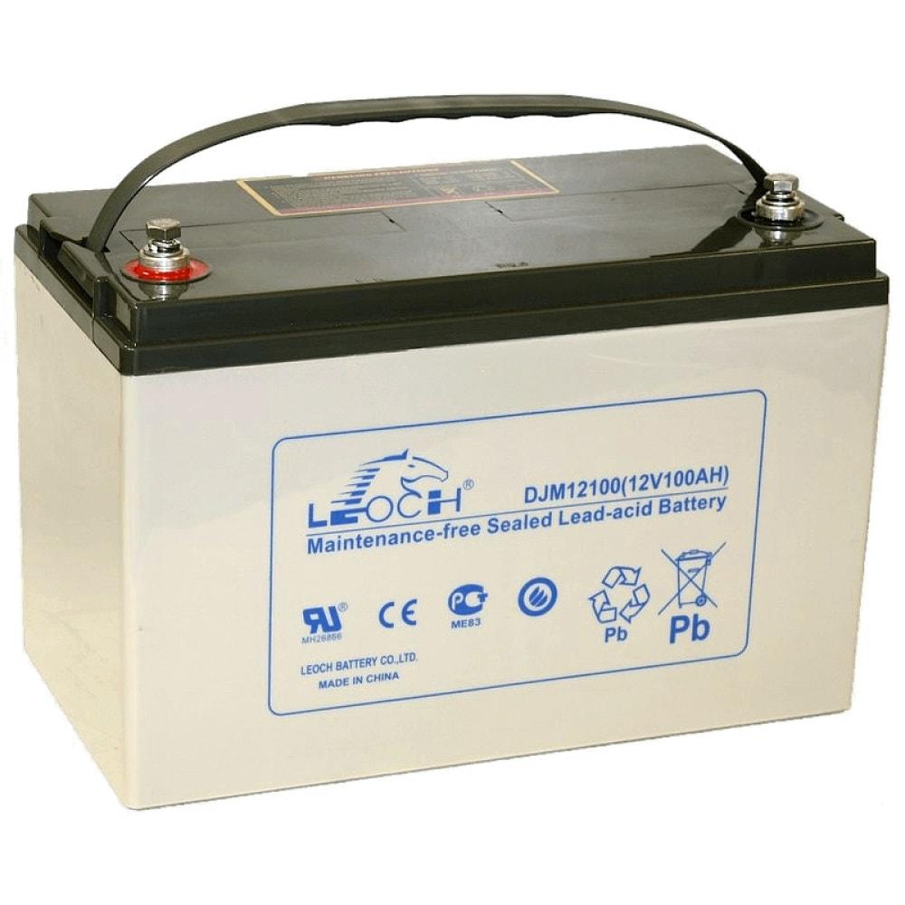 Аккумулятор LEOCH DJM12100