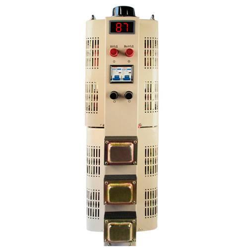 Регулируемый однофазный автотрансформатор (ЛАТР) ЭНЕРГИЯ TDGC2-20k (20 кВА) - Трансформаторы
