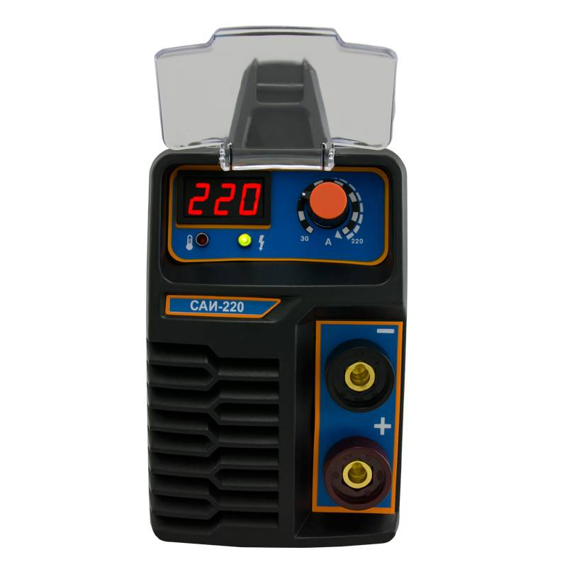 Сварочный аппарат Энергия САИ-220 (инверторный) от Вольт Маркет