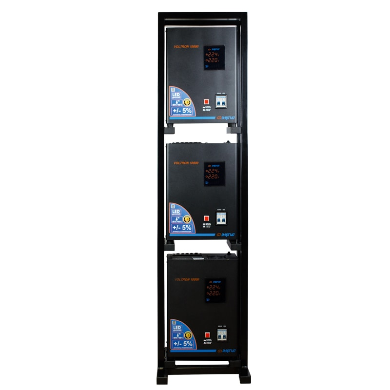 Комплект стабилизаторов для трехфазной сети на 30 кВА Энергия Voltron от Вольт Маркет