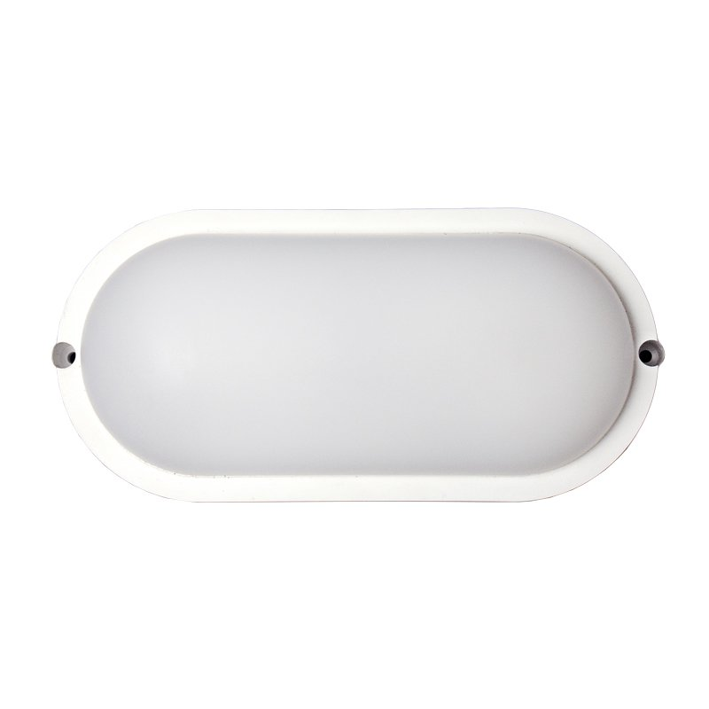Банник LightPhenomenON LT-LBWP-01-IP65- 8W-6500К LED овальный от LightPhenomenON