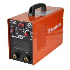 Сварочный аппарат FoxWeld Master 202 Т (инверторный) - Строительное оборудование