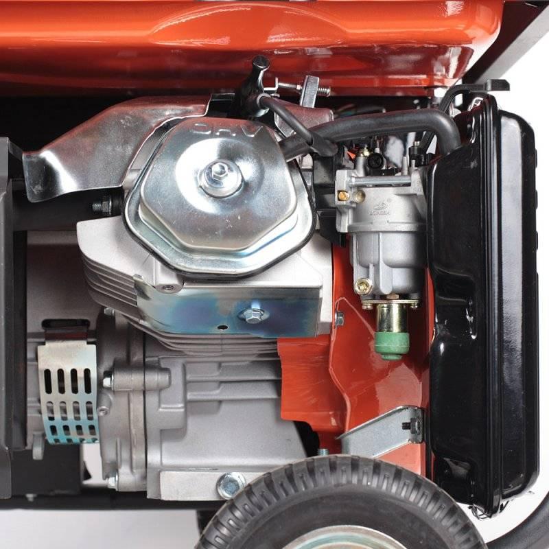 Генератор бензиновый PATRIOT GP 7210LE от Вольт Маркет