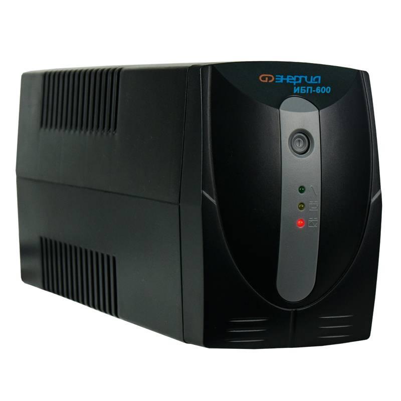 Источник бесперебойного питания Энергия ИБП 600 от Вольт Маркет