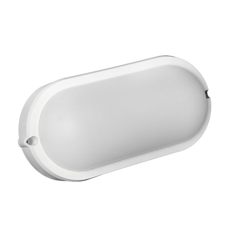 Банник LightPhenomenON LT-LBWP-01-IP65-12W-6500К LED овальный от LightPhenomenON