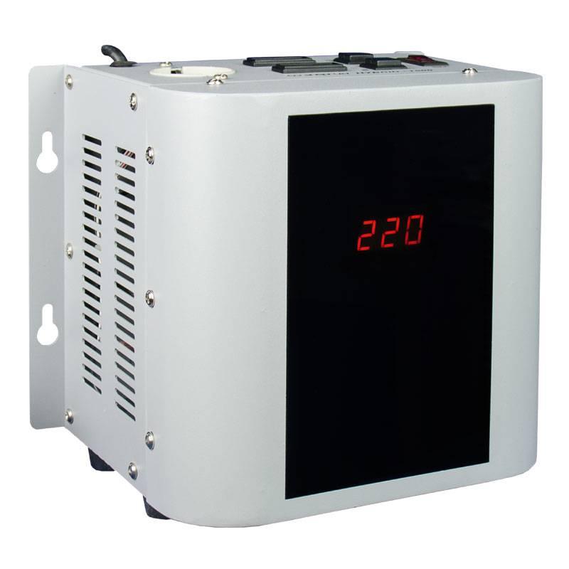 Однофазный стабилизатор напряжения Энергия Hybrid 1500 (U) - Стабилизаторы напряжения