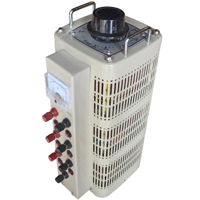 Регулируемый трехфазный автотрансформатор (ЛАТР) ЭНЕРГИЯ TSGC2-6k (6 кВА) от Вольт Маркет