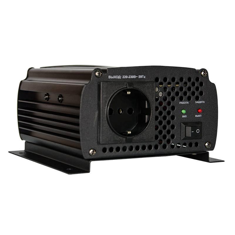 Автомобильный инвертор Энергия AutoLine 350 от Вольт Маркет