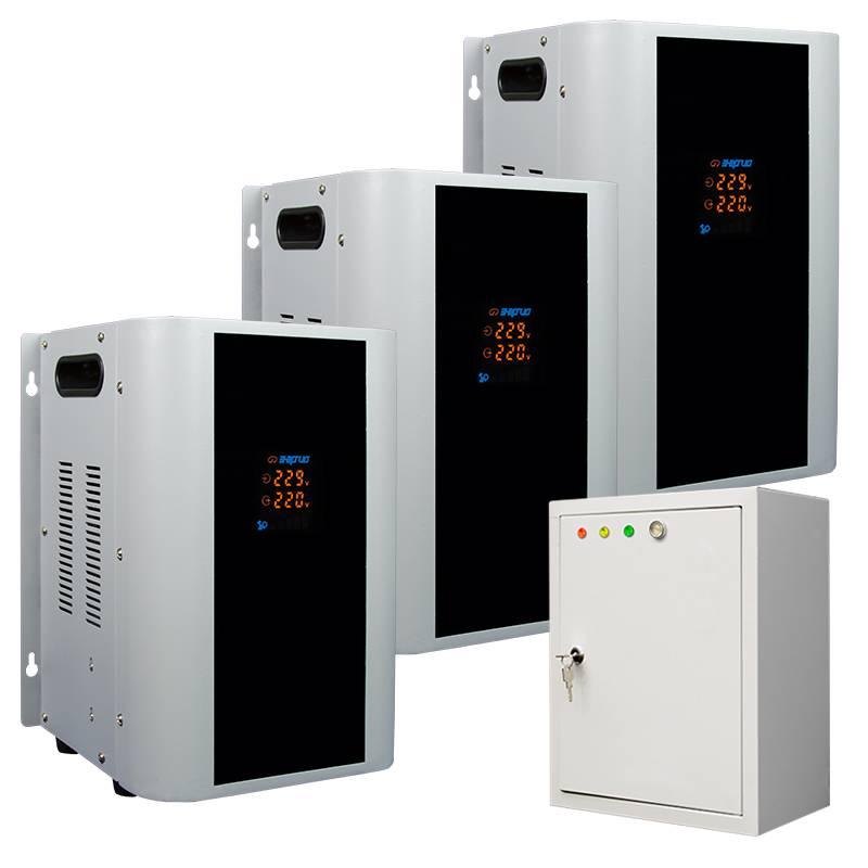 Трехфазный стабилизатор напряжения Энергия Hybrid 15000 (U) - Стабилизаторы напряжения
