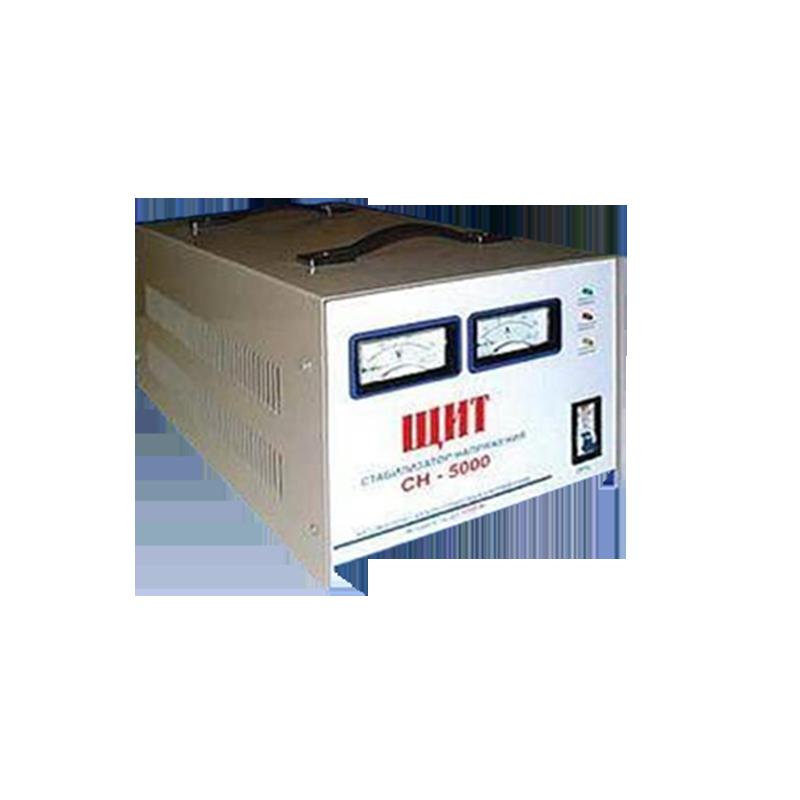 Однофазный стабилизатор напряжения СНВТ 5000/1 ЩИТ - Стабилизаторы напряжения