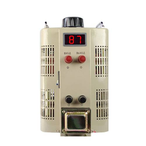 Регулируемый однофазный автотрансформатор (ЛАТР) Энергия TDGC2-10k (10 кВА) от Энергия