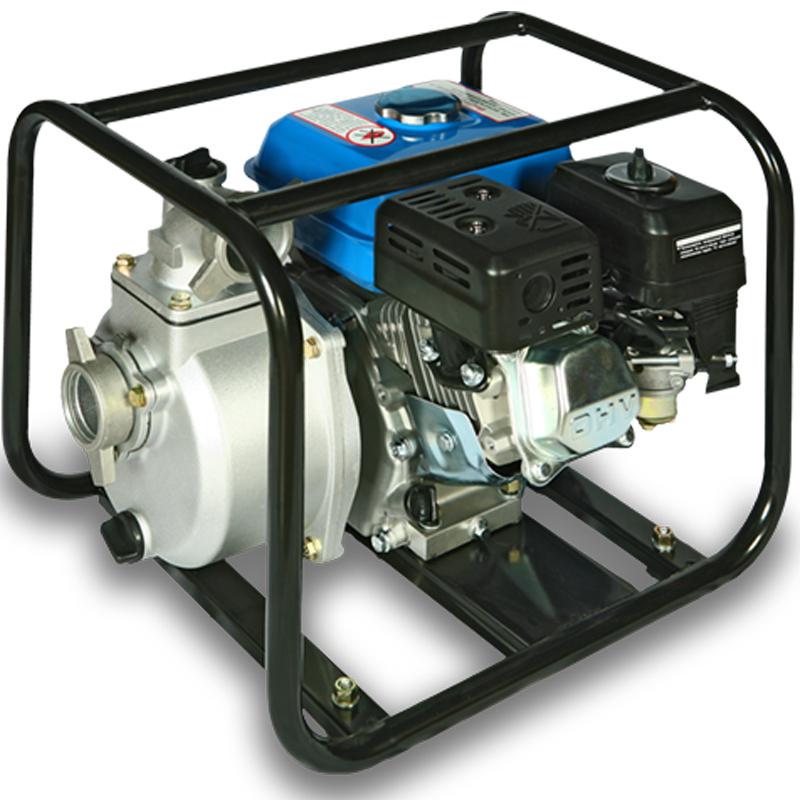 Мотопомпа (водяной насос для сильно загрязненной воды) Etalon GPL 80T мп 750