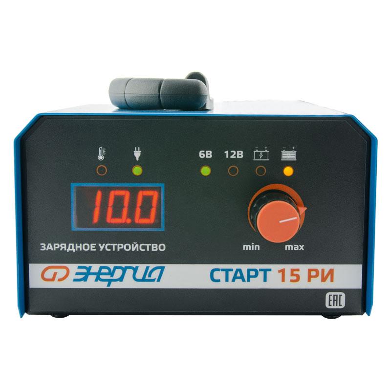 Зарядное устройство Энергия СТАРТ 15 РИ от Энергия