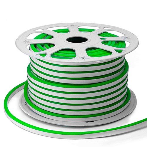 Неон светодиодный Apeyron зеленый 6 Вт 220 В IP65 50 м мини (10-206)