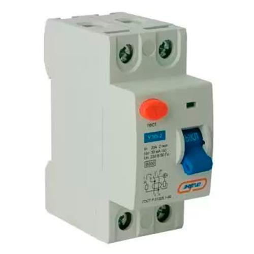 Дифавтомат АВДТ 32 (УЗО2) 20A Энергия