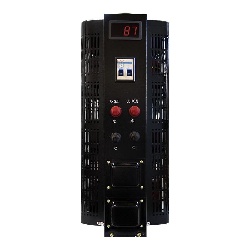 Автотрансформатор (ЛАТР) Энергия Black Series TDGC2-15кВА 45А (0-300V) однофазный от Энергия