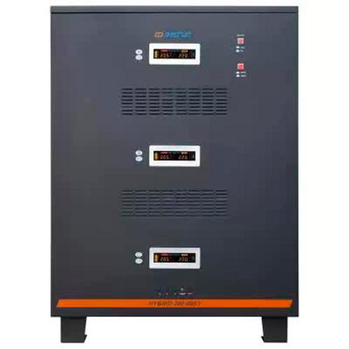 Трехфазный стабилизатор напряжения Hybrid-200000 Энергия II поколение