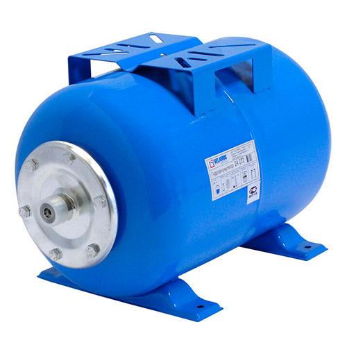 Гидроаккумулятор Belamos 24СT2 синий, горизонтальный от Belamos