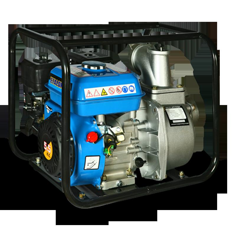 Мотопомпа бензиновая (водяной насос) Etalon GPL 30 мп 1000