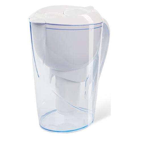 Фильтр кувшин Гейзер Сириус 3,7 литра электронный календарь (белый) от Гейзер
