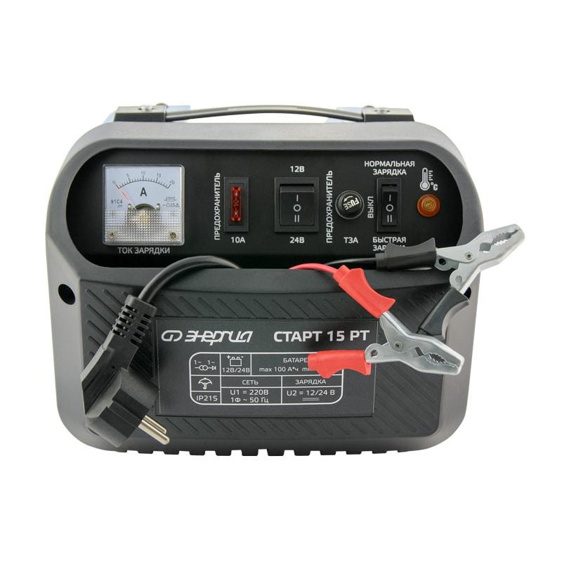 Зарядное устройство Энергия СТАРТ 15 РT от Энергия