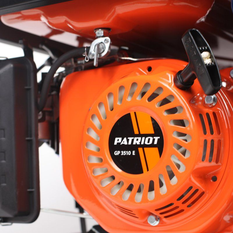 Генератор бензиновый PATRIOT GP 3510E